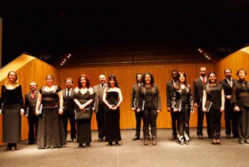grupo vocal cantorium gr